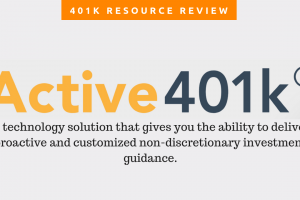 401k Resource Review: Active 401k