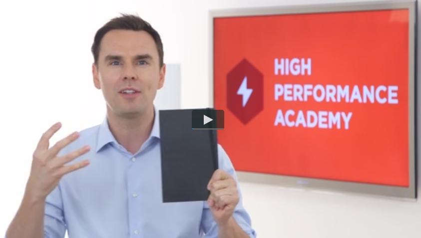 Brendon Burchard High Performance Academy