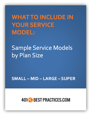 401k Service Models-the Complete Guide