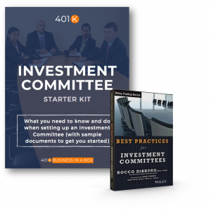 [PDF DOWNLOAD] Investment Committee Starter Kit